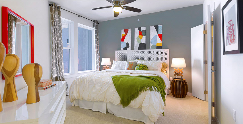 Bedroom at Listing #253710