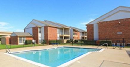 Pool at Listing #137488
