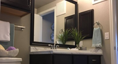 Bathroom at Listing #287738