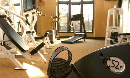 Fitness Center at Listing #144077