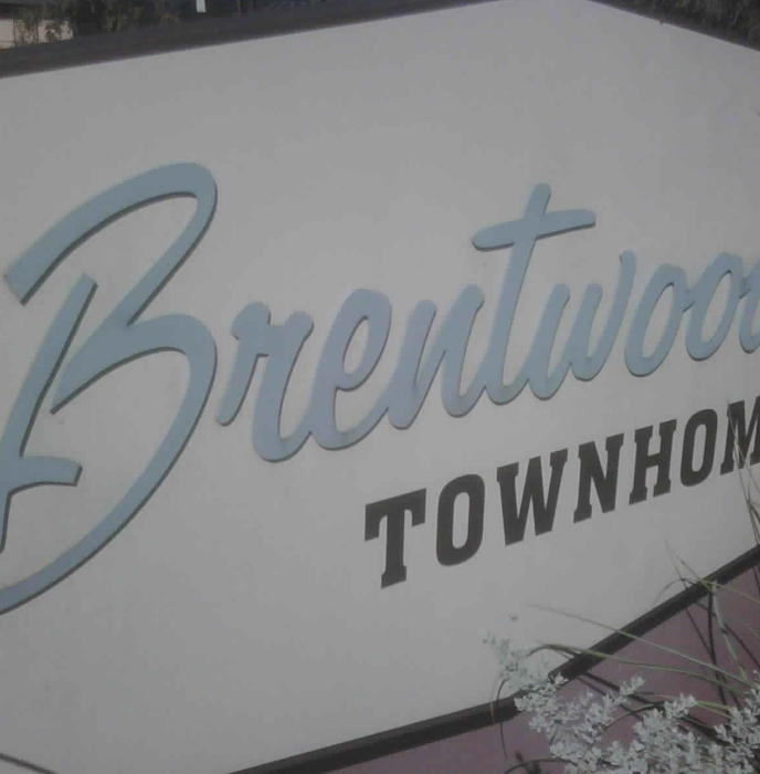 Brentwood Townhomes Apartments Austin, TX