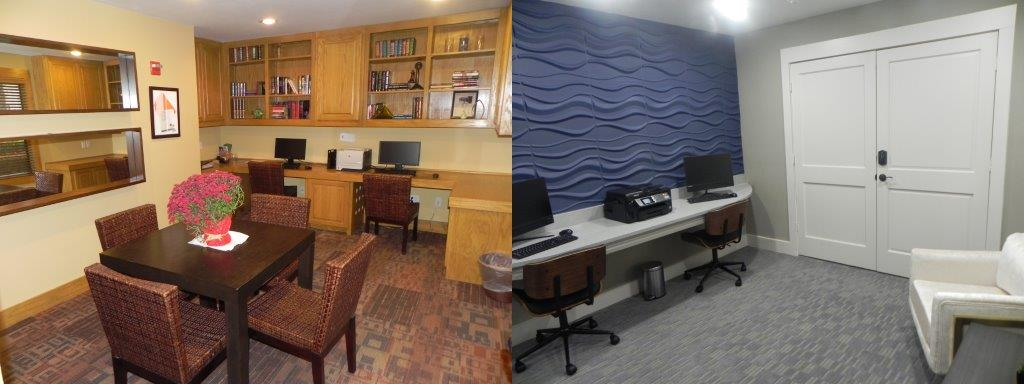 Business Center at Listing #136946