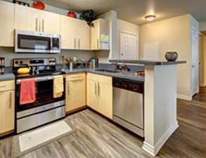 Kitchen at Listing #147768