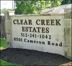 Clear Creek Estates at Listing #140297