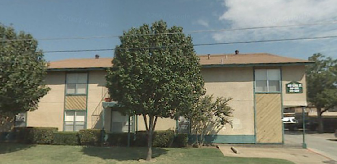 Las Palmitas Apartments