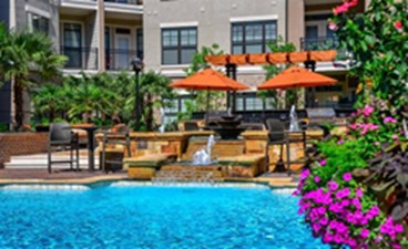 Pool at Listing #252745