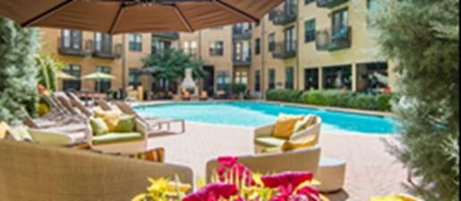 Pool at Listing #146764