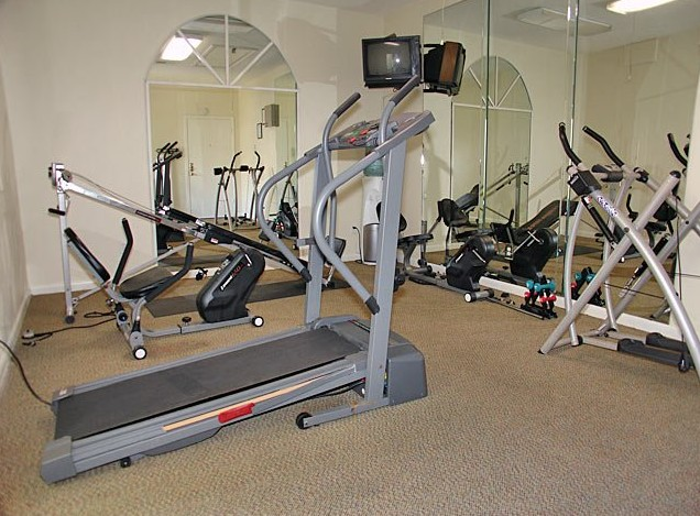 Fitness Center at Listing #138478