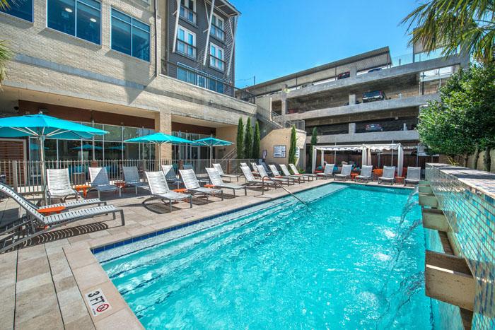 Pool at Listing #147723