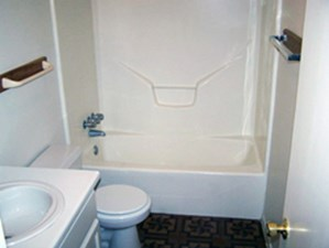 Bathroom at Listing #212412