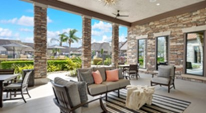 Lounge at Listing #153076