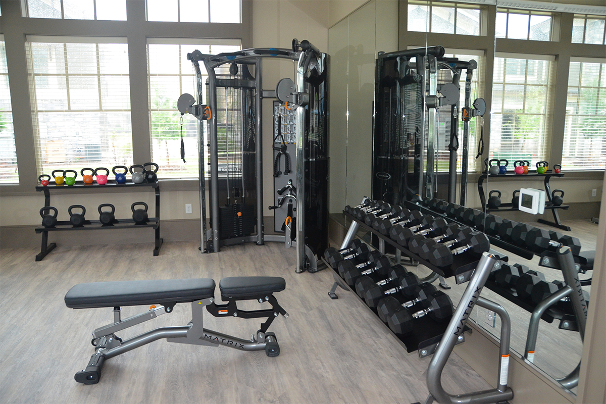 Fitness at Listing #260503