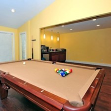 Gameroom at Listing #137144