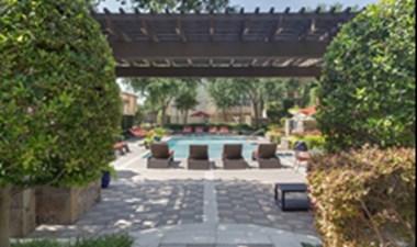Pool at Listing #138218