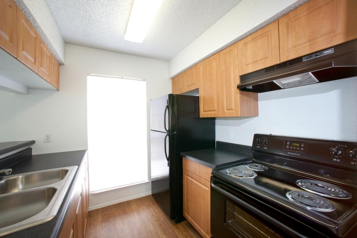 Kitchen at Listing #135920