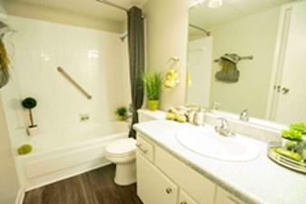 Bathroom at Listing #139552
