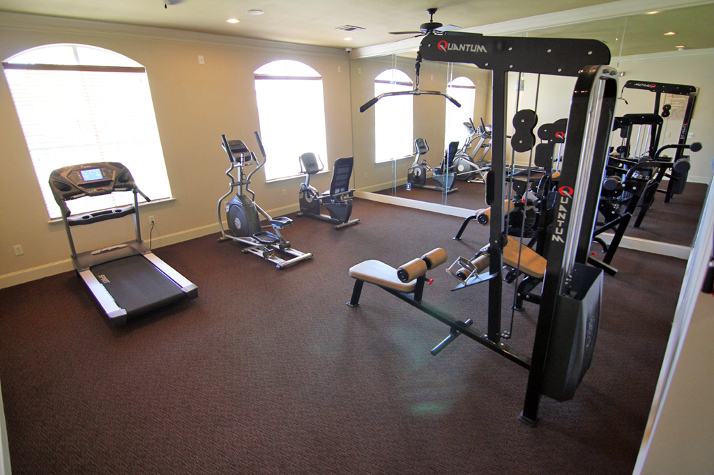Fitness at Listing #144670