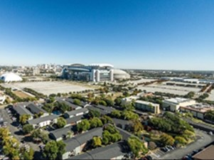Aerial View at Listing #138886