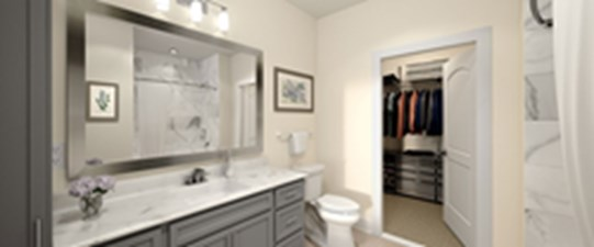 Bathroom at Listing #296002