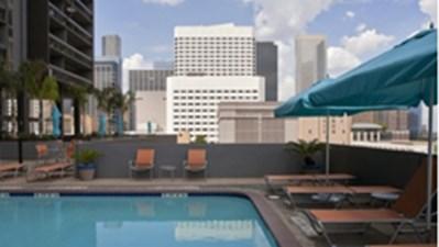 Pool at Listing #138956