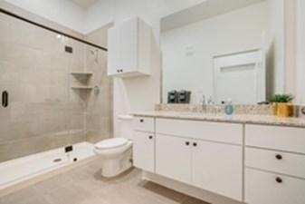 Bathroom at Listing #296871
