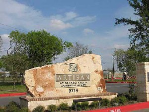 Artisan at Salado Falls Apartments San Antonio TX
