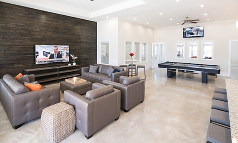 Clubhouse at Listing #281766