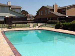 Pool at Listing #136857