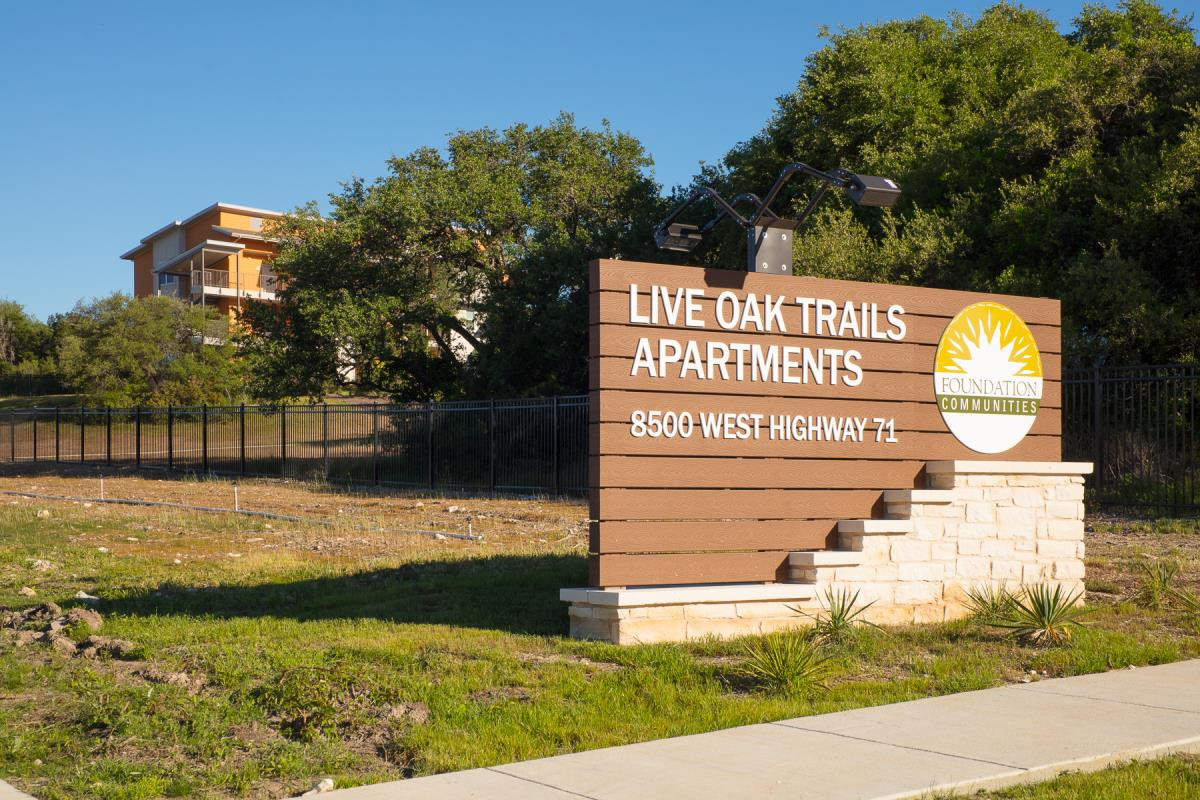 Live Oak Trails Apartments Austin, TX