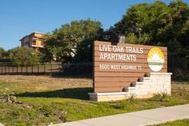 Live Oak Trails Apartments Austin TX