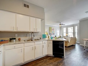 Kitchen at Listing #145100