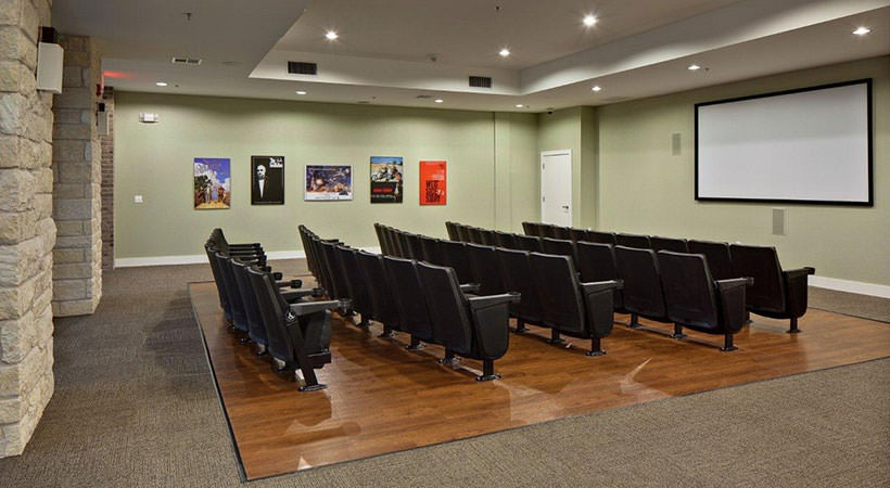 Theater at Listing #153246
