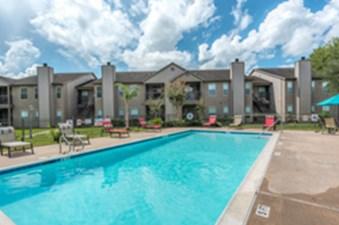 Pool at Listing #138241