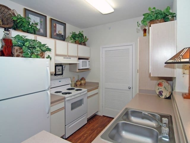 Kitchen at Listing #141442