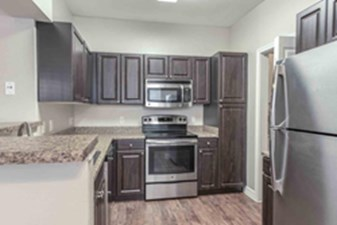 Kitchen at Listing #144181