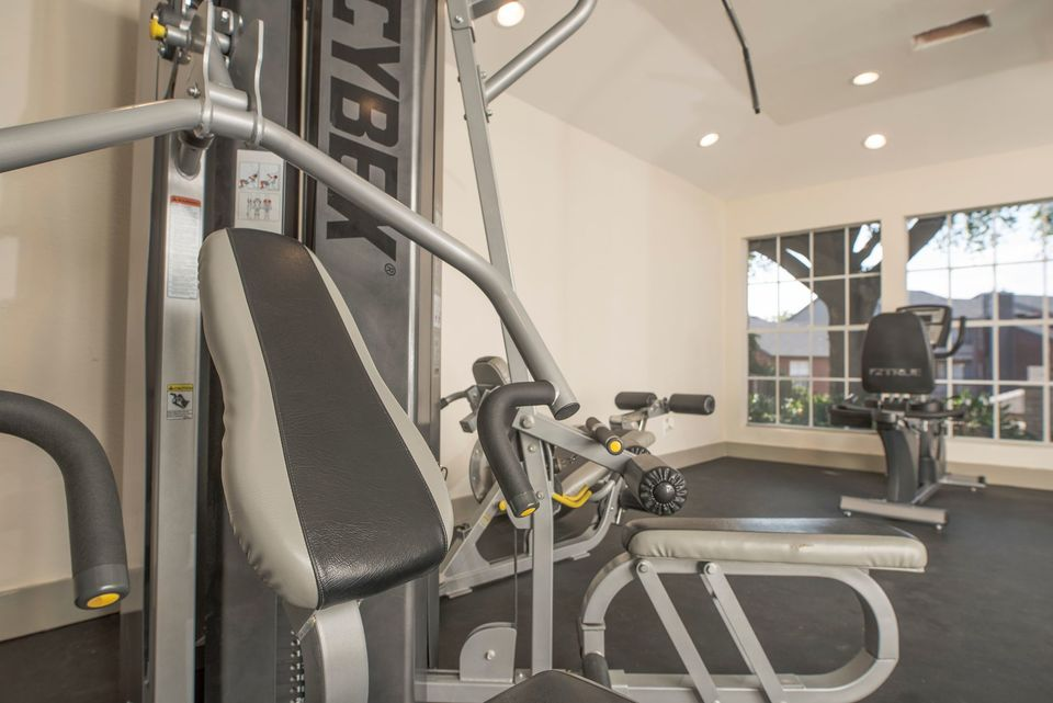 Fitness Center at Listing #136306