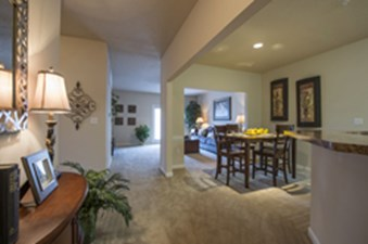 Living Area at Listing #145533