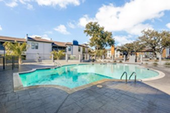 Pool at Listing #137187