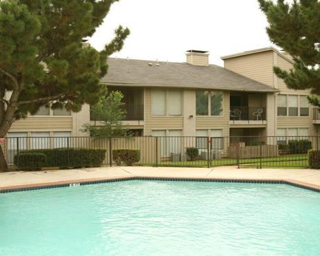 Pool at Listing #144878