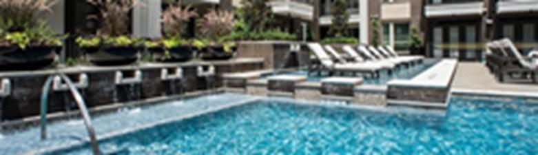 Pool at Listing #276019