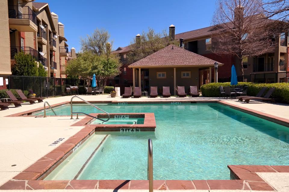 Pool at Listing #138116