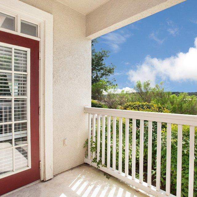 Balcony at Listing #141447