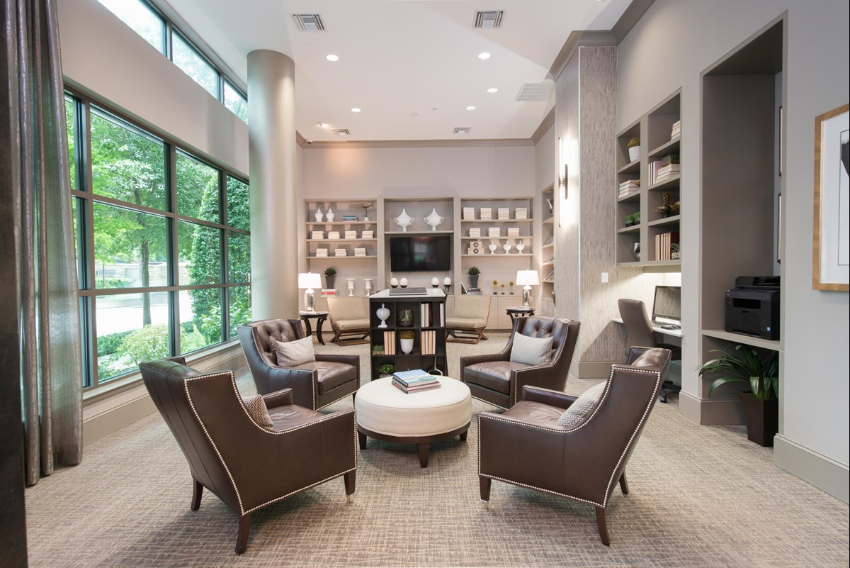 Clubhouse at Listing #154369