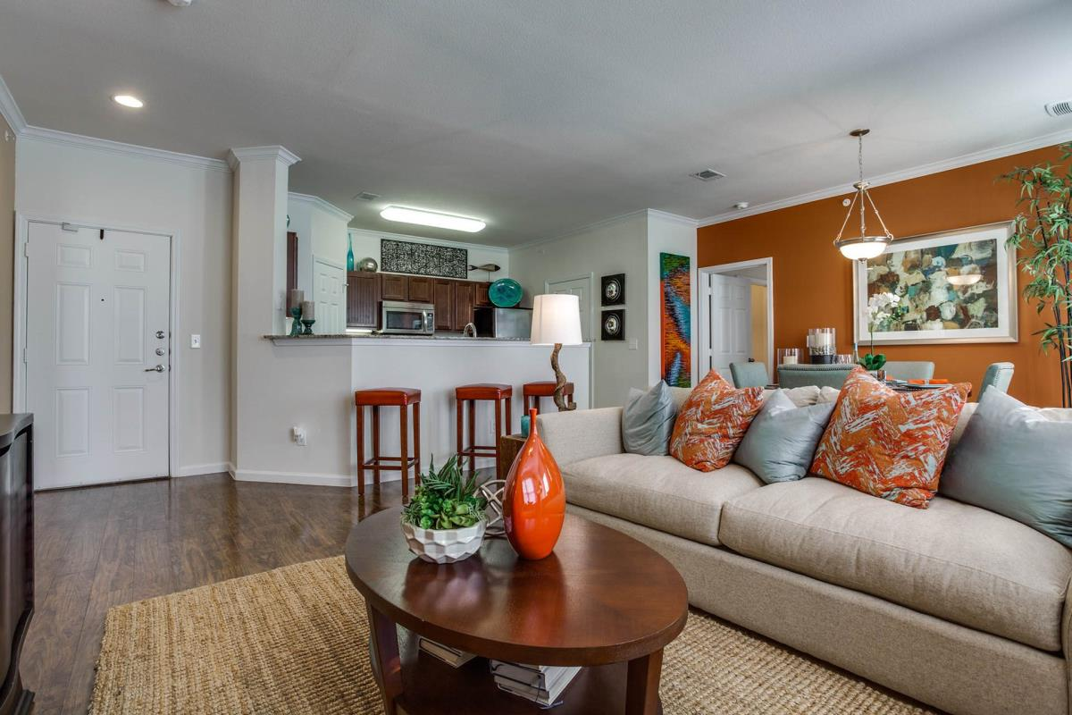 Living Room at Listing #146942