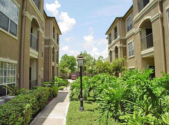 Boulevard Apartments Houston, TX