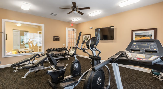Fitness at Listing #288775