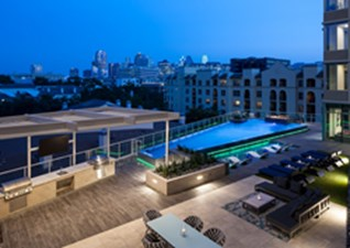 Rooftop Deck at Listing #282957