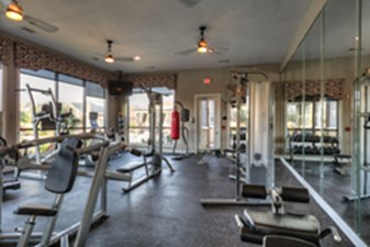 Fitness Center at Listing #235634