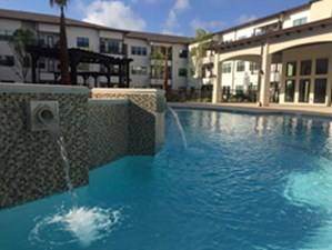 Pool at Listing #283418