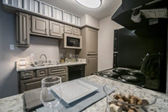 Kitchen at Listing #140267